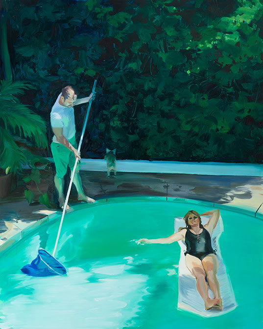 pool 250 cm